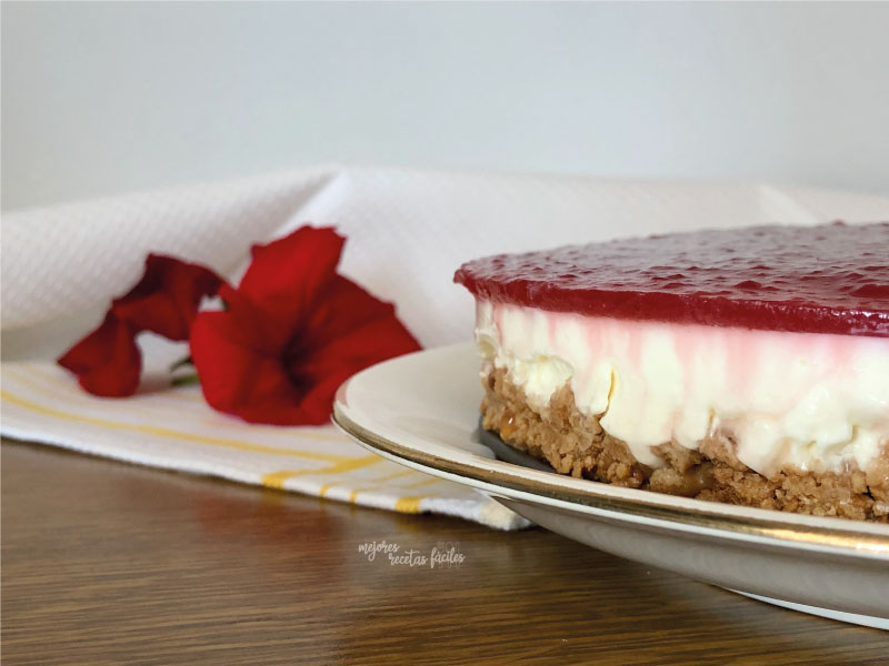 tarta de queso quark