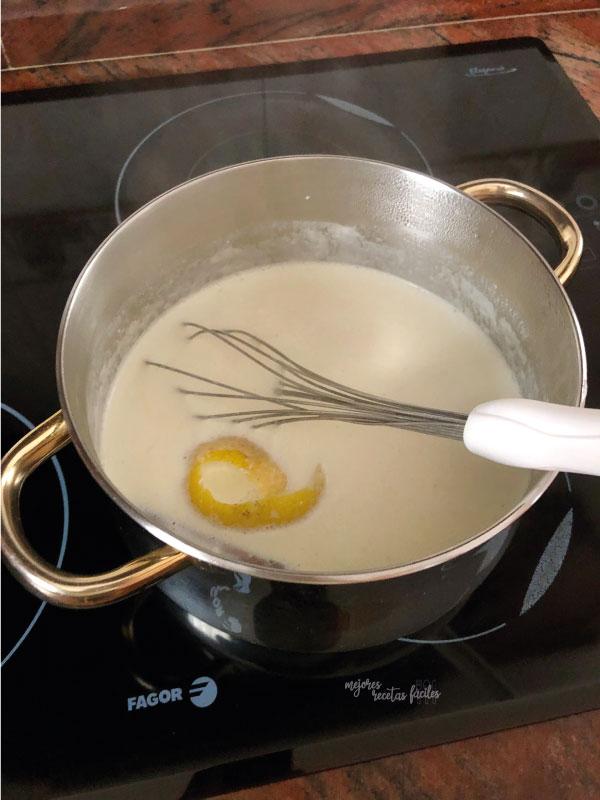 arroz con leche panificadora