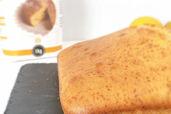 Bizcocho de limón con harina especial bizcochos
