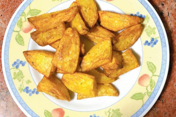 Patatas gajo en Cecofry