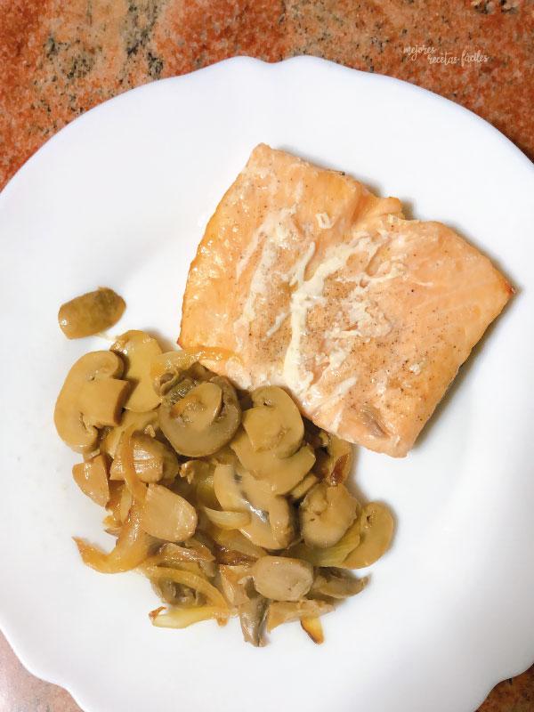 salmón cecofry