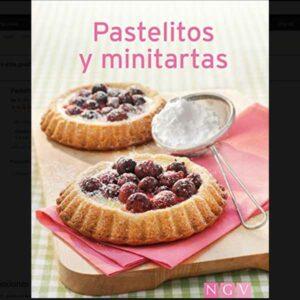 libro pastelitos y minitartas